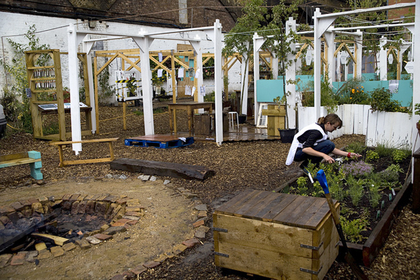 urban physic garden southwark